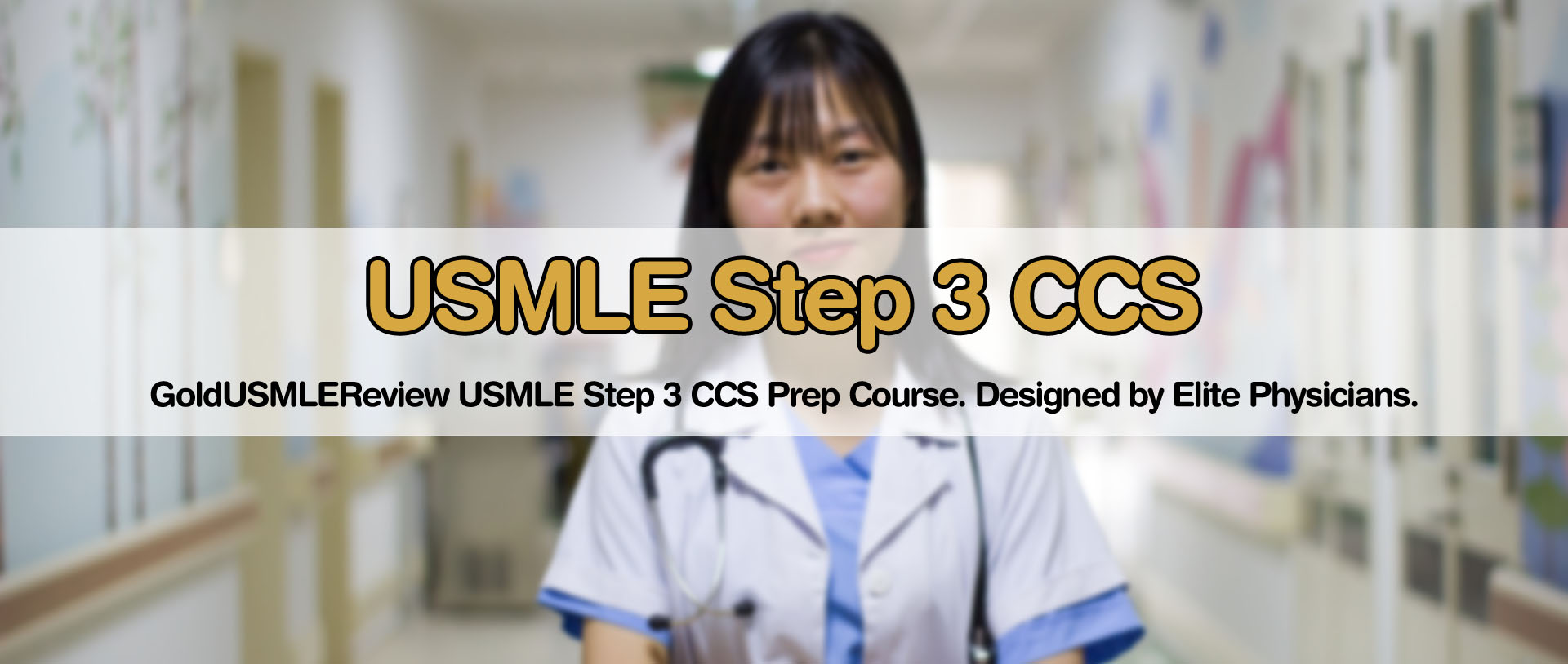 USMLE Step 3 CCS Prep Course