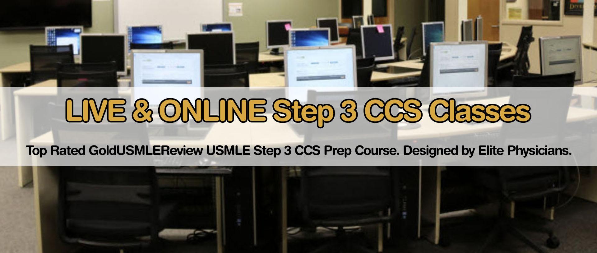 USMLE Step 3 CCS