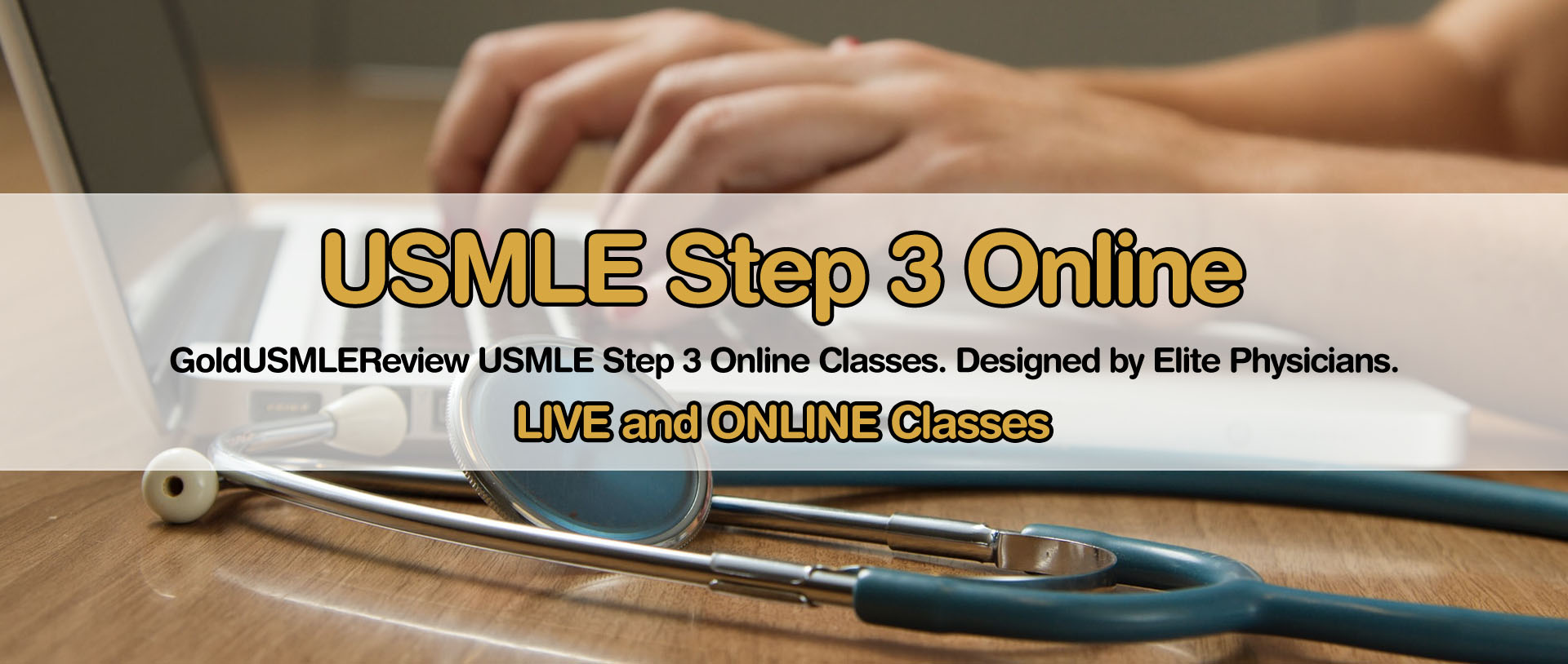USMLE Step 3 Online Classes